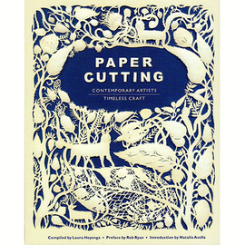 CHRONICLE BOOKS - PAPER CUTTING