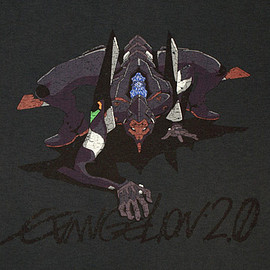 HEROISM - EVANGELION PRODUCTION MODEL-03(長袖)