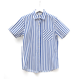GDC - original stripe half sleeve shirt