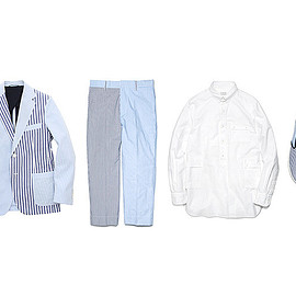 UNITED ARROWS, Nick Wooster - Nick Wooster x UNITED ARROWS 2015 Spring/Summer コレクション