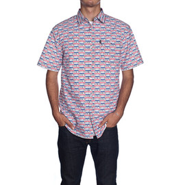 HUF - FUCK IT S/S BUTTON UP