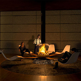 toxel - Greed For Quiet Fireplace
