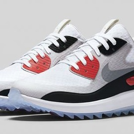 Nike Golf - Air Zoom 90 IT - White/Neutral Grey/Black/Cool Grey