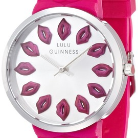 Lulu Guinness - MISCHIEF QUILTED LIPS LG20002S08X