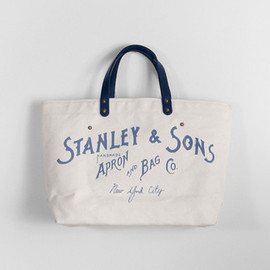 Stanley & Sons - Logo tote