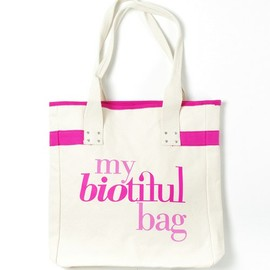 my biotiful bag - Tote Bag
