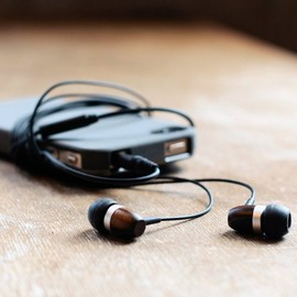 Griffin Technology - WoodTones earbuds