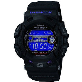 CASIO - Casio(カシオ) G-Shock(ジーショック) Gulfman Men in Dark Purple マルチバンド6 Gw-9110bp-1jf