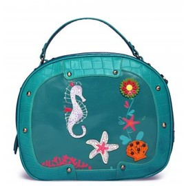 Vendula - Deep Sea Story Gaby Round Bag / 深海 バッグ