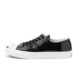 CONVERSE - JACK PURCELL ENAMEL LEATHER