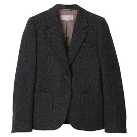 MARGARET HOWELL - PLAIN HARRIS TWEED JACKET