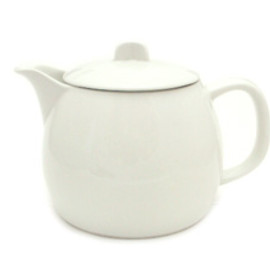 Arabia - KF-3 Tea Pot  (White)