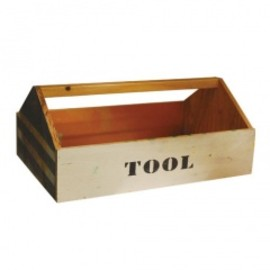 GELCHOP - Trash Wood Tool Box