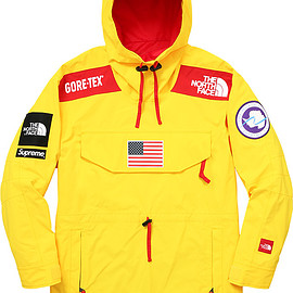 Supreme, THE NORTH FACE - Trans Antarctica Expedition Gore-Tex Pullover