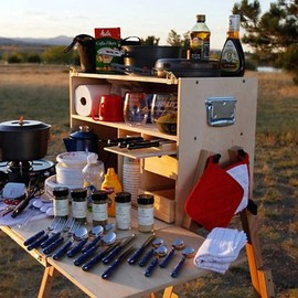 Outdoorsman - Camp Kitchen