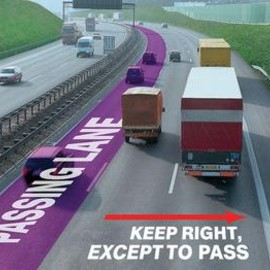 The German Autobahn - Eight Rules for Driving on the German Autobahn