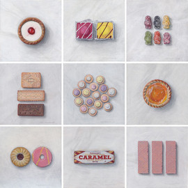 Joël Penkman - Food Illustration