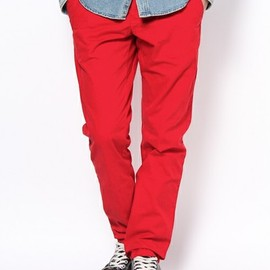 TOMMY HILFIGER - MERCER CHINO TOMMY SUMMER TWILL