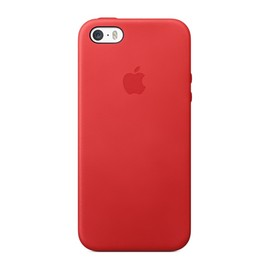 Apple - iPhone 5s Case (PRODUCT) RED