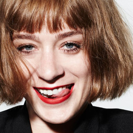 Chloe Sevigny - love hair & makeup