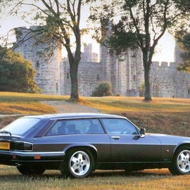 Jaguar - XJ-S shooting brake