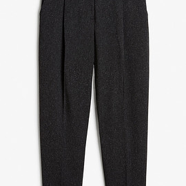 Monki - Dressy trousers - Grey