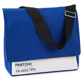 PANTONE - Messenger Bag by Jackie Piper & Victoria Whitbread