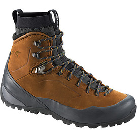 Arc'teryx - Bora Mid Leather GTX Hiking Boot Men's Cedar/Graphite