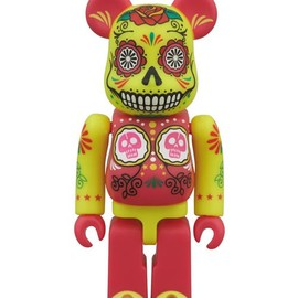MEDICOM TOY - HALLOWEEN BE@RBRICK