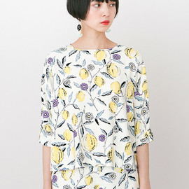 mother - LEMON TREE BLOUSE