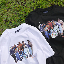 INTERBREED - Janette Beckman × INTERBREED Native Tongues SS Tee