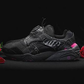PUMA - CROSSOVER × PUMA DISC BLAZE THE VELVET PACK