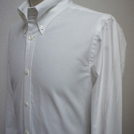 jun hashimoto - junhashimoto DUE BOTTON SHIRTS