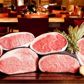 Marina bay sands - CUT MeatDisplay