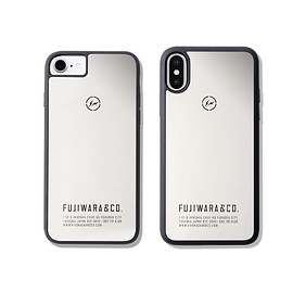 KIYONAGA&CO., fragment design - iPhone X CASE