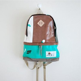 spoken words project - DAY PACK / Yama