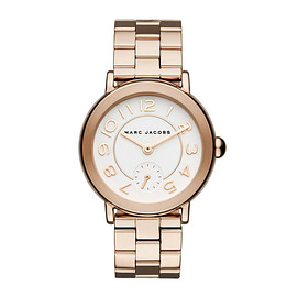 MARC JACOBS - Riley 36 Rose Gold bracelet