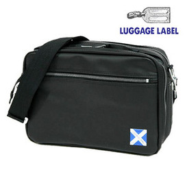 LUGGAGE LABEL ELEMENT WAIST BAG