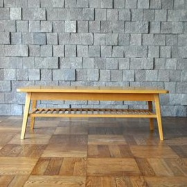 PACIFIC FURNITURE SERVICE - DH TEA TABLE WITH SHELF