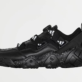 HYKE, adidas - FYW XTA BOA - Black/Black