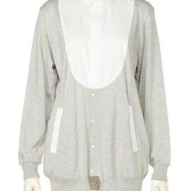 mintdesigns - SHIRT CARDIGAN