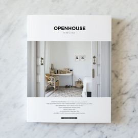 OPENHOUSE Magazine - first issue