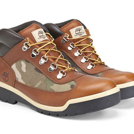 Timberland - Mark McNairy x Timberland 2012 Fall/Winter