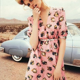 KAREN WALKER - 2012 Dress