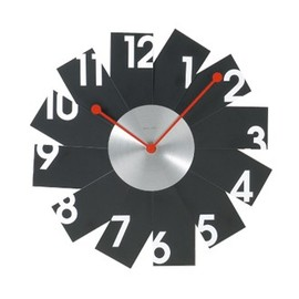 IDEA LABEL - Card Wall Clock
