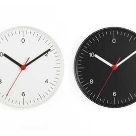 MUJI - wall clock designed by Jasper Morrison