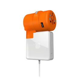 Konnext - OneAdapter Twist with USB Charger