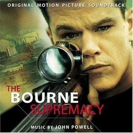 John Powell - The Bourne Supremacy: Original Motion Picture Soundtrack
