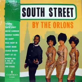 THE ORLONS - SOUTH STREET