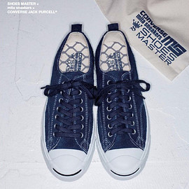 CONVERSE - SHOES MASTER x mita sneakers x Converse Jack Purcell